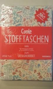 Coole Stofftaschen - Vom Jutebeutel zum Designobjekt. Knesebeck-Verlag, 160 Seiten, 29,95€