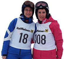 Startnummernleibchen Ski Jumping Ladies