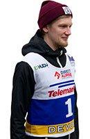 Startnummernleibchen Ski Alpine Men